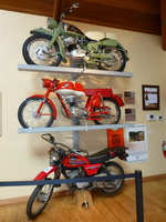 More Motorcycles at Talbott