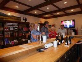 Wine Tasting at Bernardus