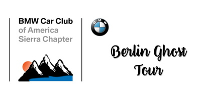 2019 Berlin Ghost Tour
